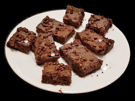 Chocolate Black Bean Brownies - Feeding