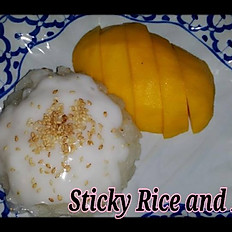 .2  Mango & Sticky Rice (Seasonal)