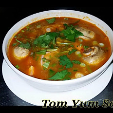 S.2  Tom Yum (Chicken)