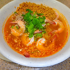 N7    Tom Yum Noodle Soup