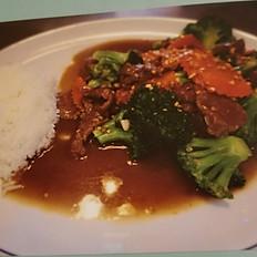 L7  Beef & Broccoli