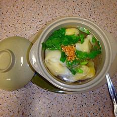 S.3   Wonton soup