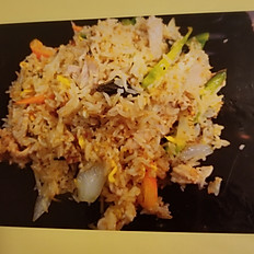 L11 Basil Fried Rice