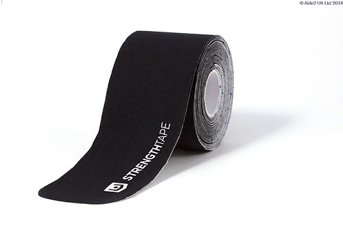 StrengthTape - 5m Roll Uncut - Black