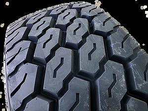 Fortune Wide Base Steer Tire_tread CU_12