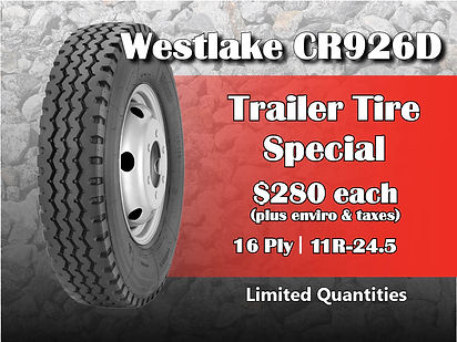 Homepage ad - Westlake Tire Special - Oc