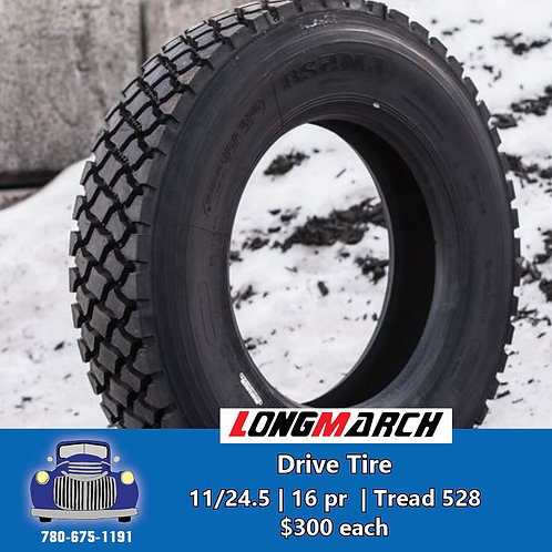 Longmarch Tread 528 Drive Tire
