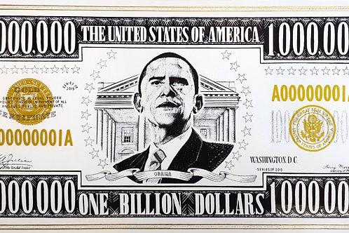 The Billion Dollar Painting