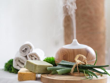 Тонизирующее обертывание «Зелёный чай»