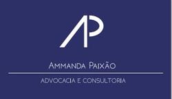 Logo Ammanda Paixão