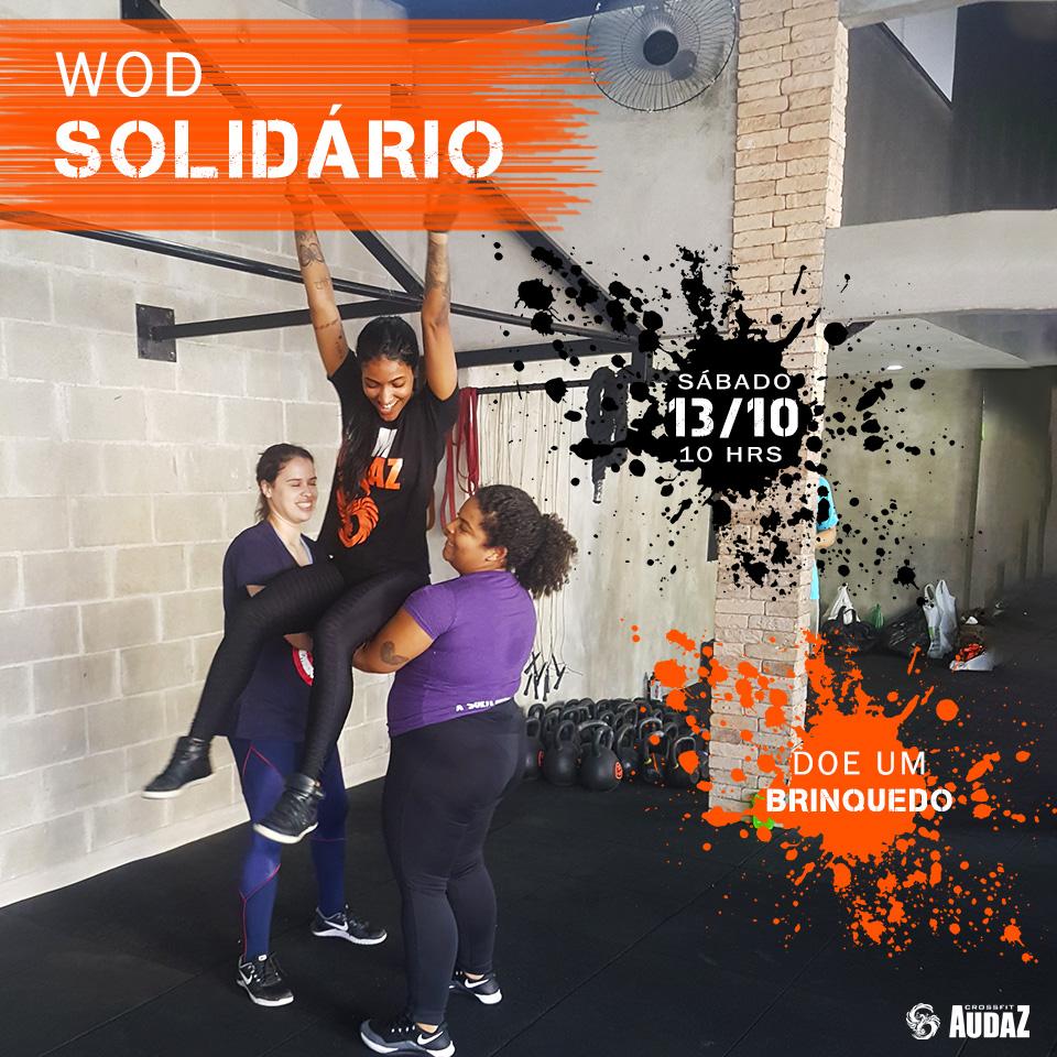 Wod Solidario - Audaz