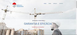 site JD Engenharia