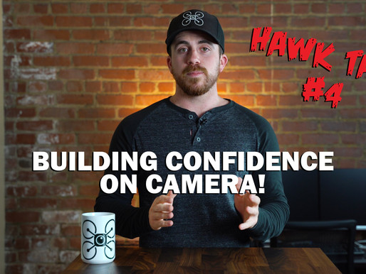 Building Confidence on Camera?!