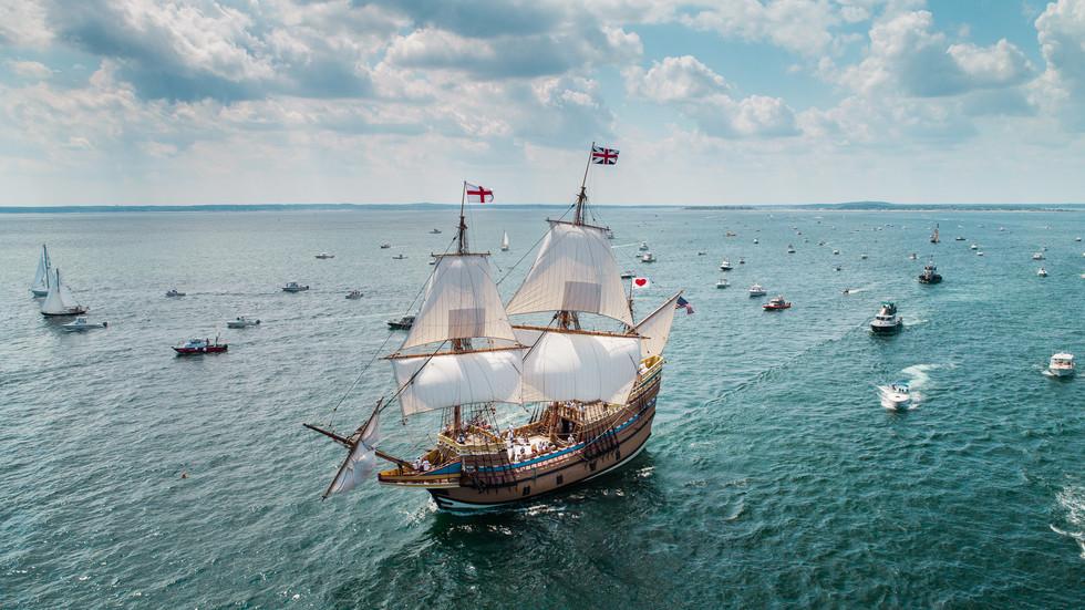 Mayflower II 2020