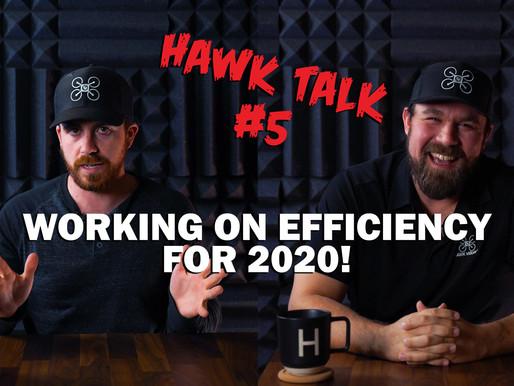 WORKING ON EFFICIENCY