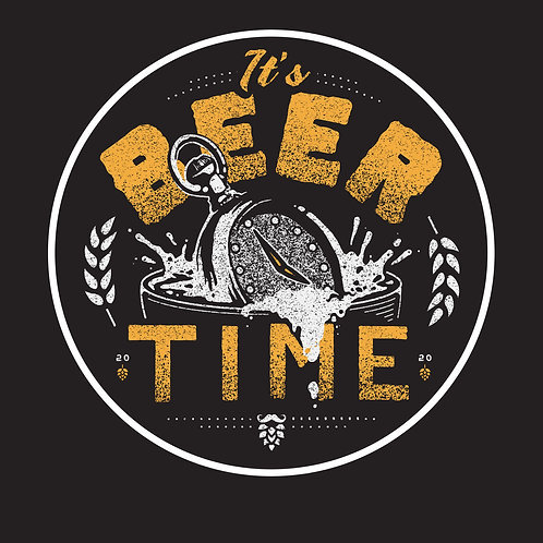 It's Beer Time Coasters (2)