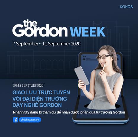 """👨🎓 Có gì tại webinar của """"Tuần lễ Gordon""""?"""
