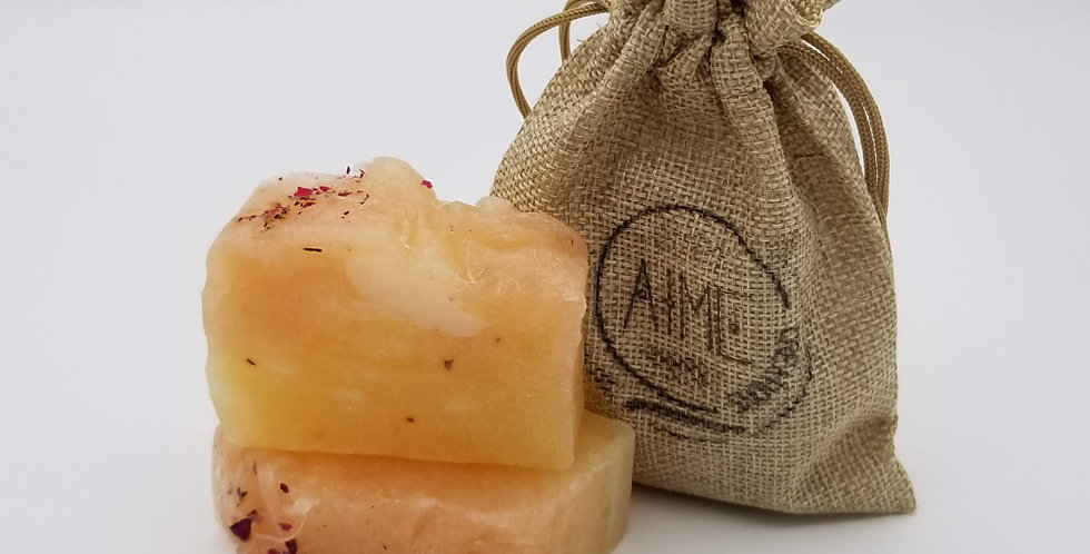 Sandalwood & Honey Face Soap