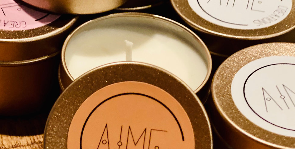 Candle Sample