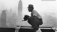 Charles Ebbets: Vértigo en New York