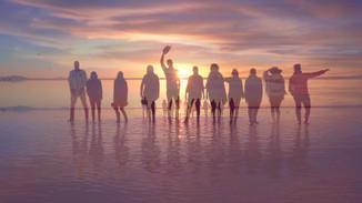 Atardecer Salar de Uyuni.m4v