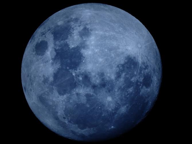 La Primera Luna Llena del Año