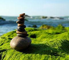 trouver son équilibre dans l'exercice de la thérapie