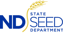 North Dakota State Seed Department Logo