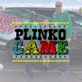 "Hugos ""Potato Bowl Plinko"" Game"