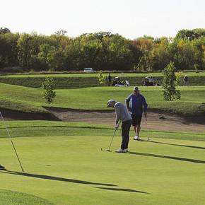 Hugos Golf Scramble