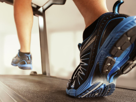 Could Your Exercise Routine Be Putting Your Feet At Risk?