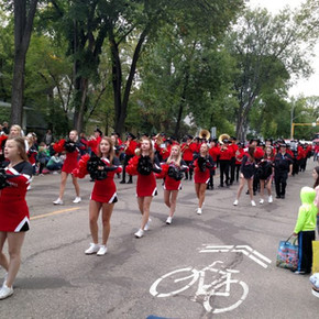 KEM Shrine Potato Bowl Parade