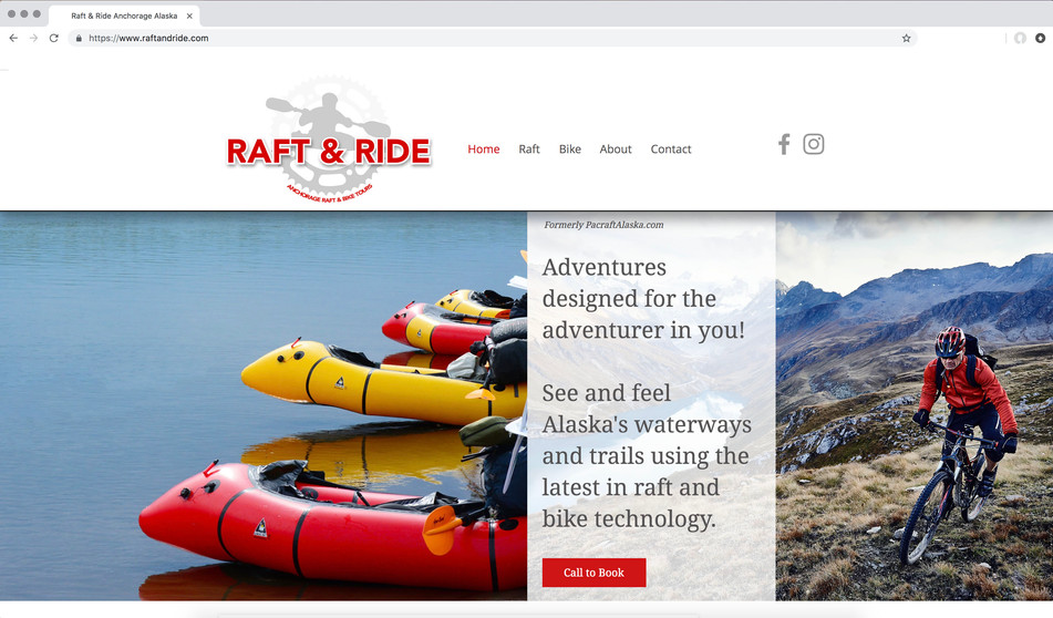 Raft and Ride