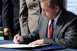Governor Parnell Bill Signing