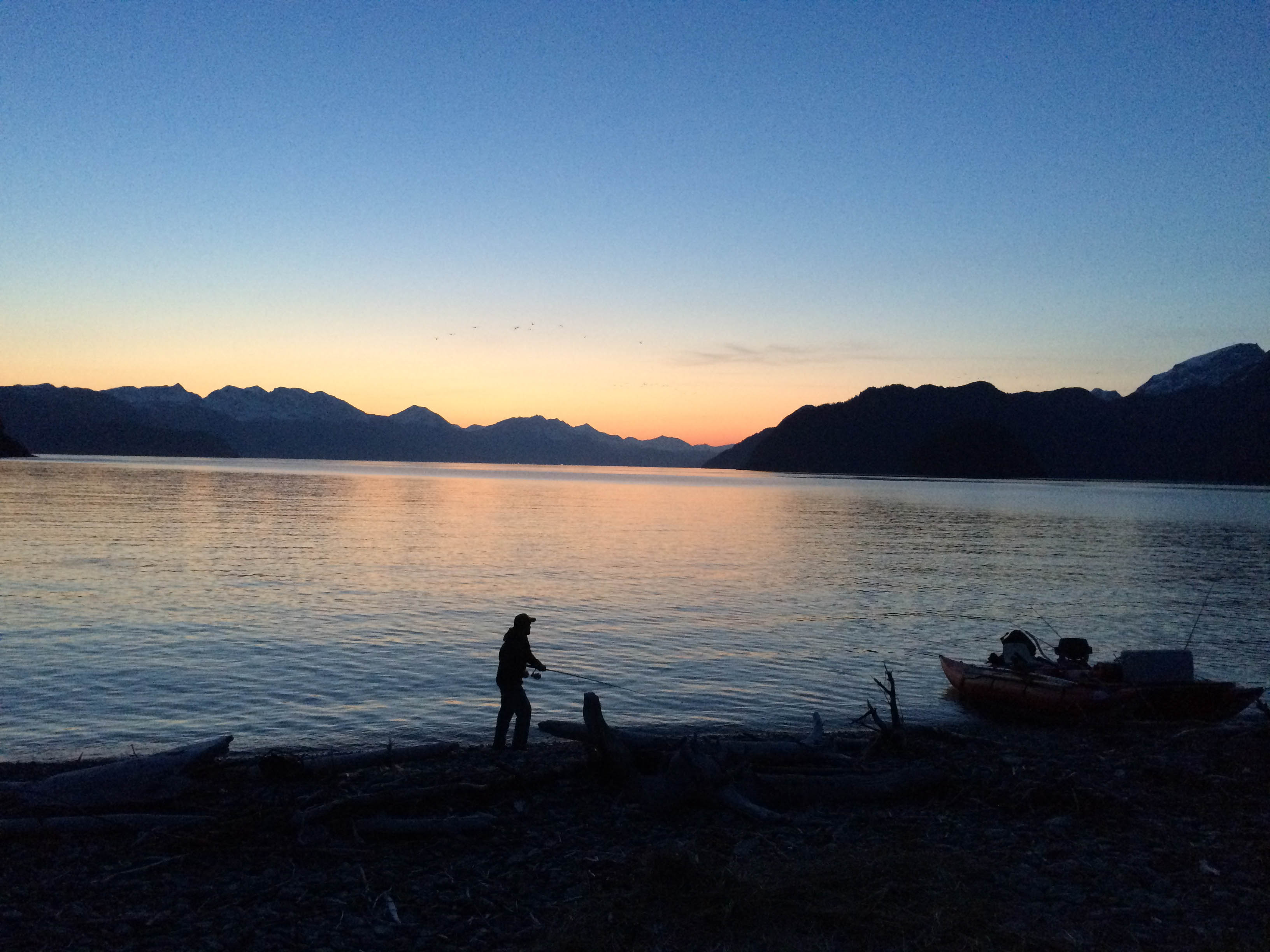 Fishing Seward Alaska