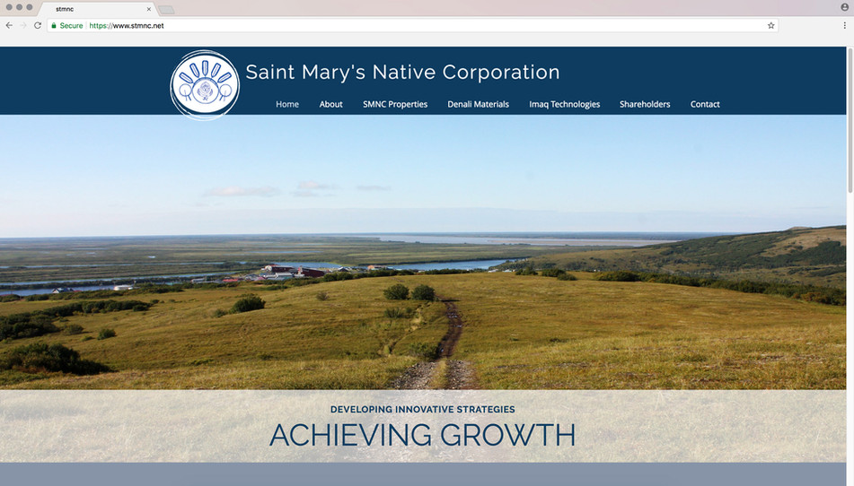 St. Mary's Native Corp