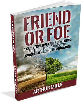 Friend or Foe by Arthur Mills