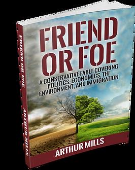 Friend or Foe by Arthur Mills