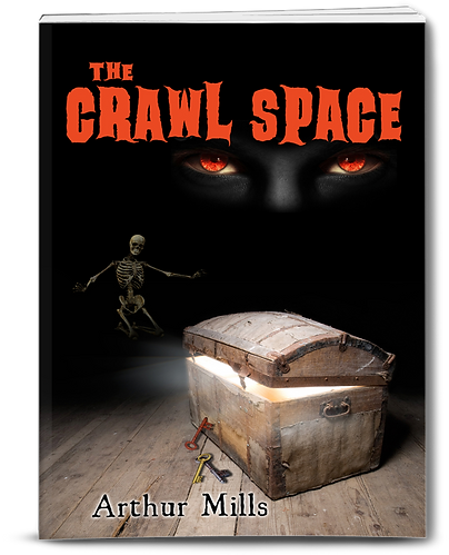 The Crawl Space by Arthur Mills