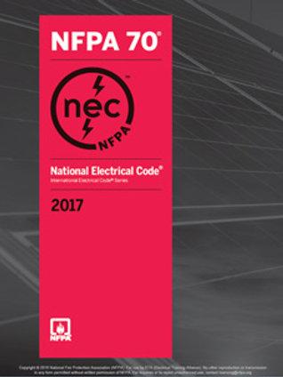 2017 NEC Code Book