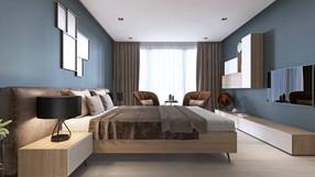 Califonia King Bed