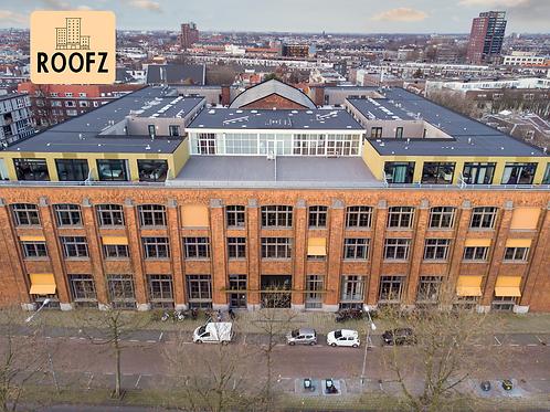 Heiman Dullaertplein 83, Rotterdam | 141m2 | C1 Apartment