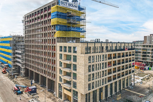 Overschiestraat 170 B33, Amsterdam   77m2   Type A Apartment   €1.610,-