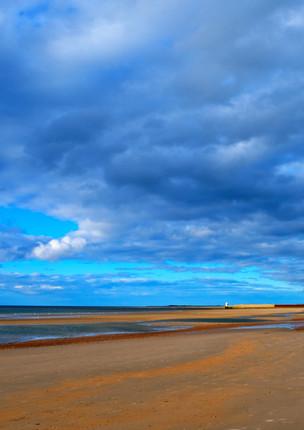 Beach in Scotland