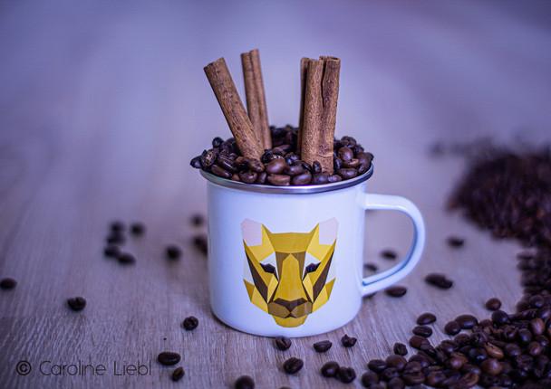 Logo design for Munich Coffee Flavors