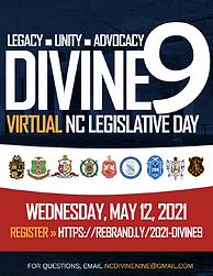NCD9 Legislative Day 2021