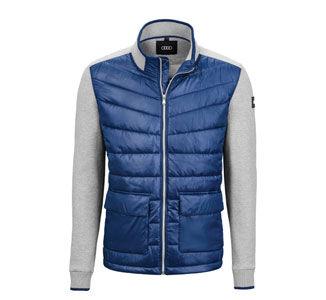 Audi-lifestyle-hibridna-muska-jakna-plav
