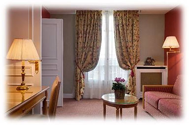 Suite with balcony & Sacre-Coeur view 2.