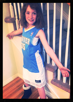 NBA Jersey Dress