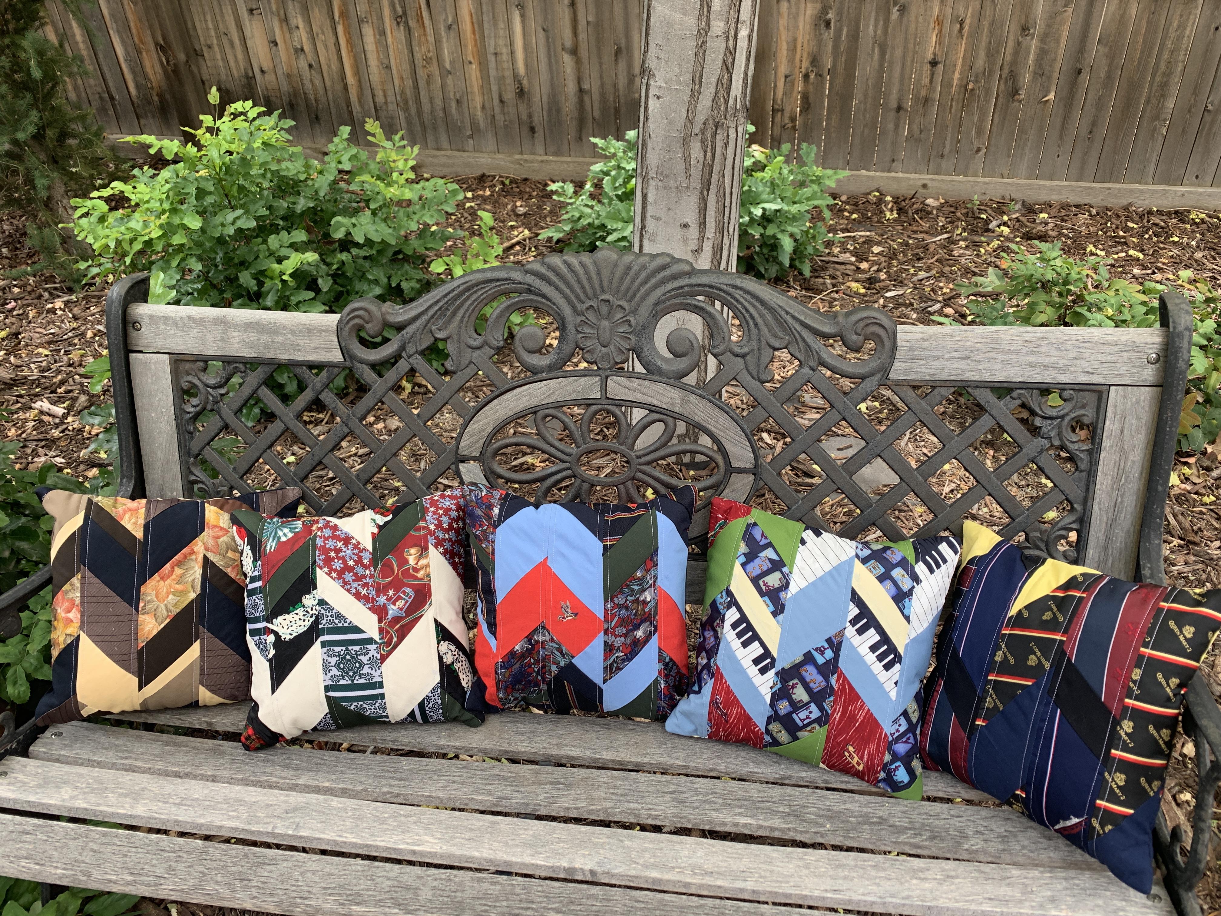 Opa's Old Ties